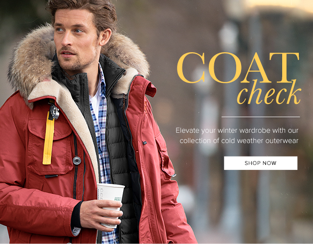 Coat Check - Outerwear