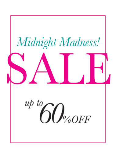 Midnight Madness Sale - Shop Women's