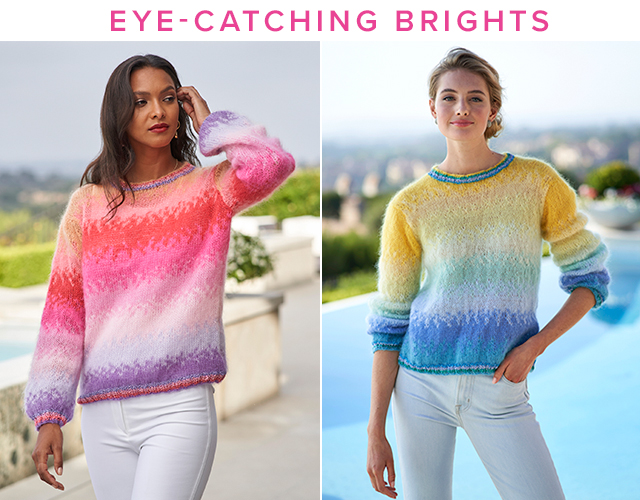 Bright Sweaters