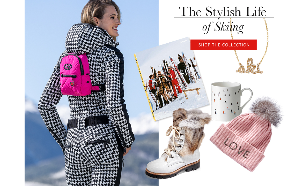 The Stylish Life of Skiing - Shop the Collection