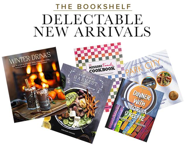 Bookshelf New Arrivals
