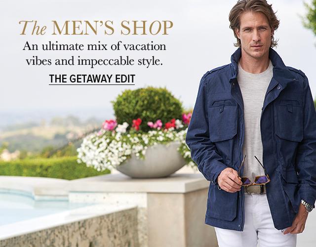 The Getaway Edit