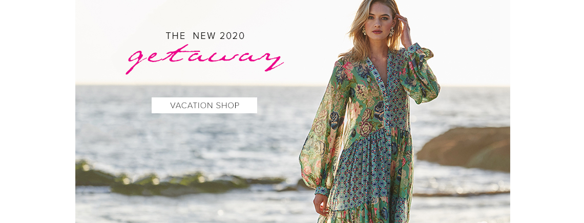 The New Getaway - Vacation Shop