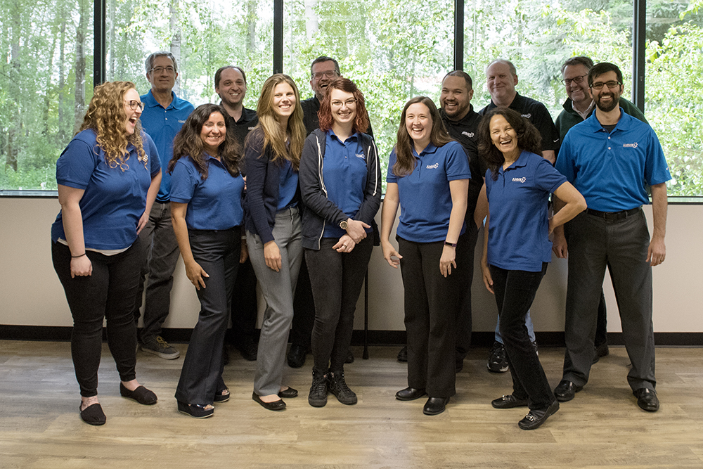 The AMMEX US Team