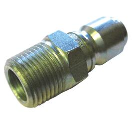 "3/8"" MNPT Quick Coupler Plug thumb"