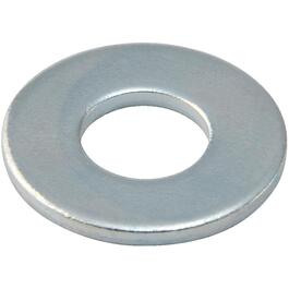 "20 Pack 3/16"" Zinc Plated Flat Washers thumb"