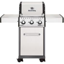 Baron S320 3 Burner 440 sq. in. 30,000BTU Natural Gas Barbecue thumb