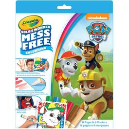 Paw Patrol Colour Wonder Colouring Book thumb