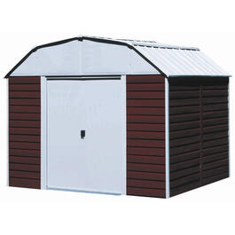 10' x 14' Red Barn Storage Shed thumb
