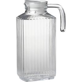 1.8L Glass Fridge Door Beverage Pitcher thumb