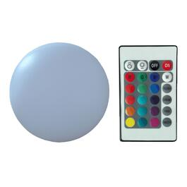 Waterproof Colour-Changing 30cm Floating Ball LED Light thumb