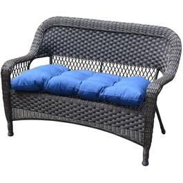 Grand Canyon Wicker Loveseat, with Cushions thumb
