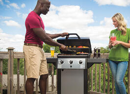 Here's How to Choose a Barbecue