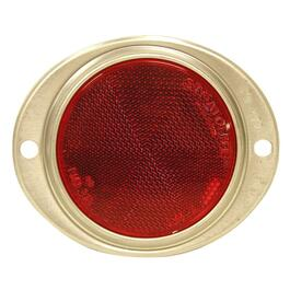 Red Oval Reflector thumb