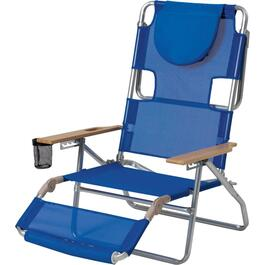 Siesta Blue Multifunction Folding Sling Chair thumb