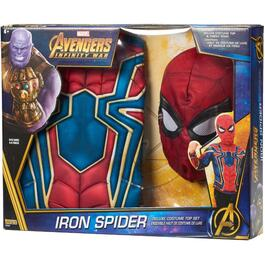 Spiderman Infinity Costume Dress Up Set thumb