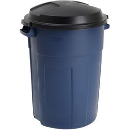 98L Blue Roughneck Garbage Can thumb