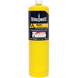 14.1oz  Map Pro Gas Cylinder thumb