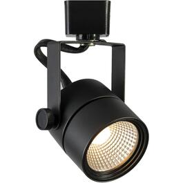 Sora Black Track Head Light Fixture thumb