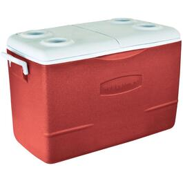 50 Quart Red Victory Cooler thumb