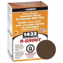 7lb Chocolate Unsanded Wall Grout thumb