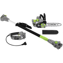 "2-in-1 10"" Convertible Pole Chain Saw thumb"