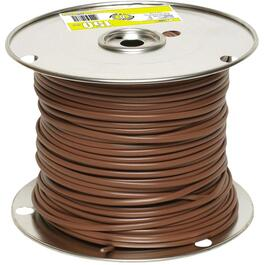 1' Brown 18/2 LVT Thermo Wire thumb