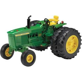 1:16 Light and Sound Tractor, with Dual Rear Wheels thumb