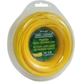 ".105"" x 90' Co-Polymer Round Grass Trimmer Line thumb"