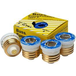 4 pack 15 amp p plug fuses