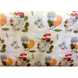 1 Yard Jubilee Vinyl Tablecloth, with Non Woven Backing thumb