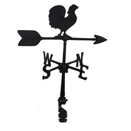 Rooster Aluminum Weathervane thumb