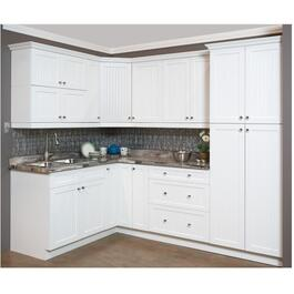 "2 Pack Stratford Cabinet Doors, for 24"" Microwave Cabinet thumb"