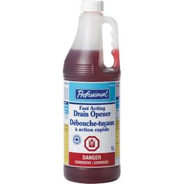 1L Fast Acting Drain Cleaner thumb