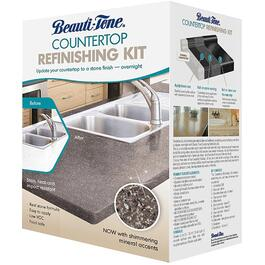 Flint Black Countertop Refinishing Kit thumb