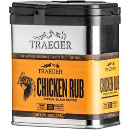 9oz Chicken Barbecue Seasoning Rub thumb