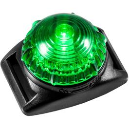 Green LED Collar Thread On Dog Light thumb