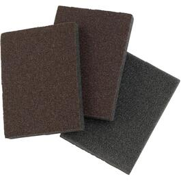 "3 Pack 3"" x 4"" Medium Flexible Sanding Pads thumb"