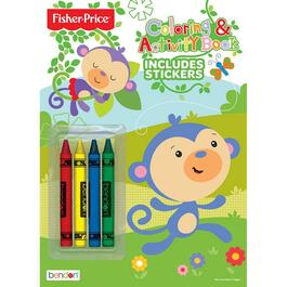 32 Page Colouring and Activity Book, Assorted Characters thumb