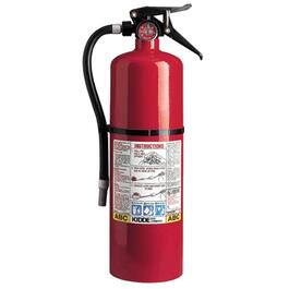 4A/60BC Rechargeable Fire Extinguisher thumb