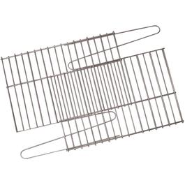 Universal Adjustable Rock Barbecue Grate thumb