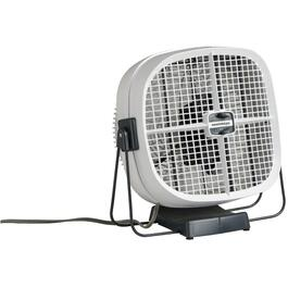 "2 Speed 10"" Pulse and Sweep Tabletop/Wall Fan thumb"