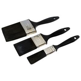 "3 Piece 1"", 2"" and 3"" Polyester Paint Brush Set thumb"
