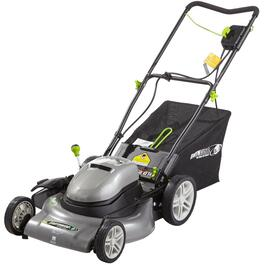 "12Amp 20"" Electric Lawn Mower thumb"