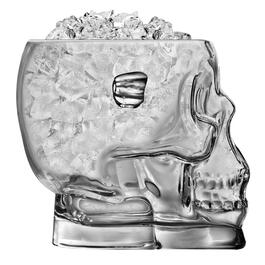 1.6L Glass Skull Ice Bucket thumb
