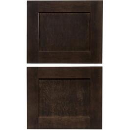 "2 Pack 18"" x 15"" Midnight Bridge Cabinet Doors thumb"