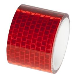 "1-1/2"" x 48"" Red Reflective Tape thumb"
