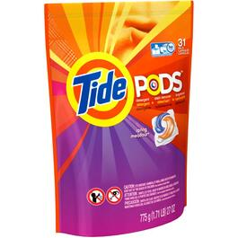 31 Pack Spring Meadow PODS laundry Detergent thumb