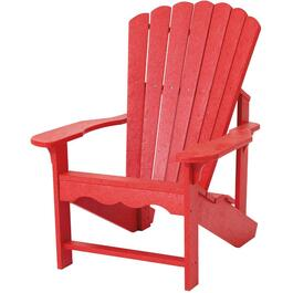 Bordeaux Captiva Recycled Plastic Adirondack Chair thumb