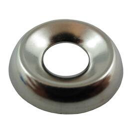 "1/4"" Nickel-Plated Steel Finish Washer thumb"